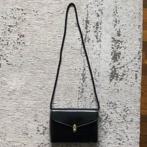 Mark Baren black clutch, used for sale